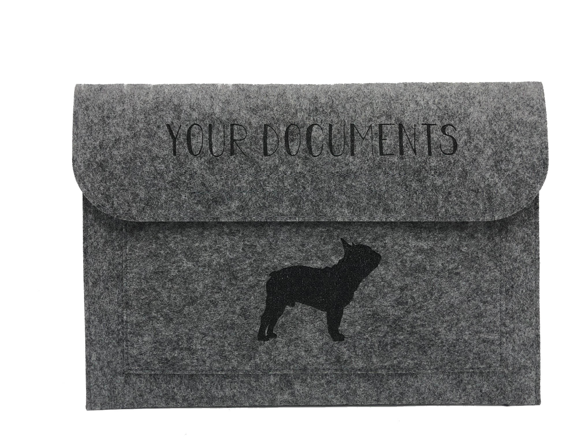 "Dokumententasche  "" Your Doguments"""